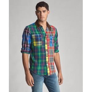 Custom Fit Plaid Fun Shirt