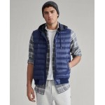 Down Hooded Vest
