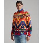 Southwestern Fleece Pullover