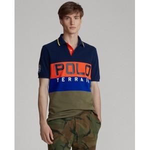Classic Fit Terrain Polo Shirt