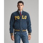 Polo Denim Baseball Jacket