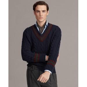 Cashmere Cricket Sweater