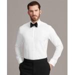 Jacquard French-Cuff Shirt