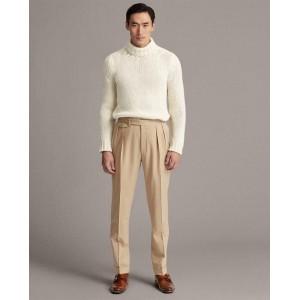 Gregory Wool Gabardine Trouser