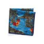 Hawaiian Wool Pocket Square