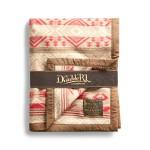Cotton-Wool Jacquard Blanket