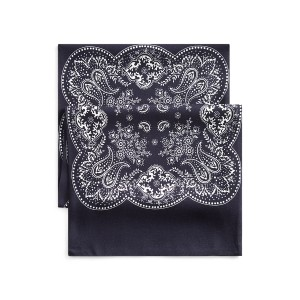 Paisley Twill Scarf