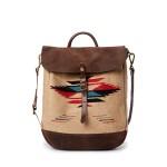 Hand-Woven Shoulder Bag