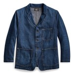 Denim Sport Coat