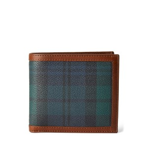 Faux-Leather Heritage Wallet