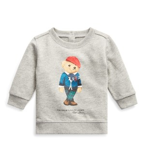 Cardigan Bear Sweatshirt