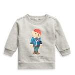 Cardigan Bear Sweatshirt