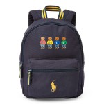 Small Polo Bear Backpack
