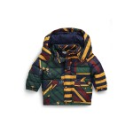 Polo Bear Quilted Down Jacket
