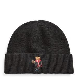 Cocoa Bear Wool-Blend Hat