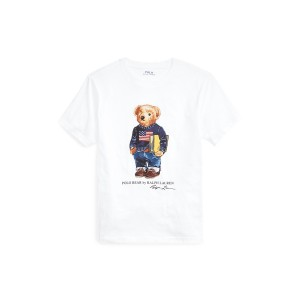 Polo Bear Literacy Tee
