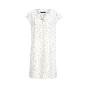 Flutter-Sleeve Nightgown