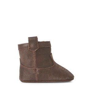 Marilee Western Leather Boot