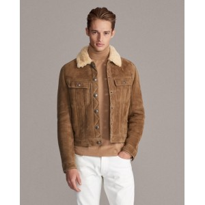 Clifton Shearling Jacket