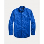Garment-Dyed Oxford Shirt - All Fits Slim Fit