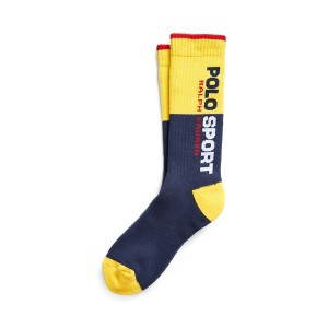 Polo Sport Color-Blocked Socks