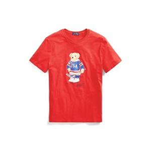 Classic Fit Polo Bear T-Shirt