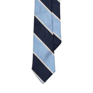 Crossed-Oars Crest Tie