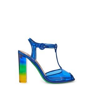 Katy Dip-Dye T-Strap Sandal