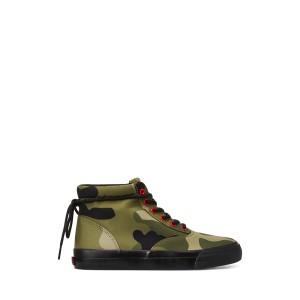 Bryn Camo High-Top Sneaker