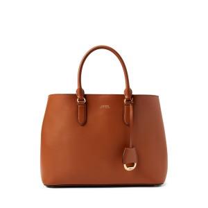 Leather Marcy Satchel