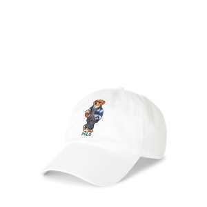 Preppy Bear Chino Cap
