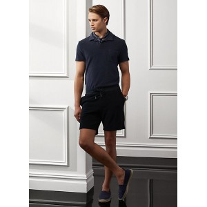 Terry Drawstring Short