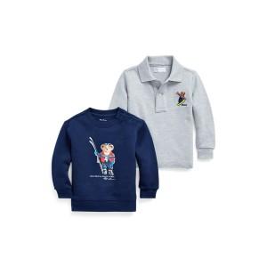 Ski Bear 2-Piece Gift Set