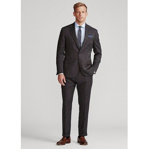 Polo Pin Dot Wool Twill Suit