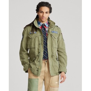 Cotton Twill Field Jacket