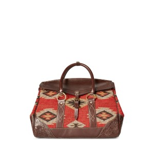 Handwoven Overnight Bag