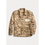 Camo Ripstop Field Jacket