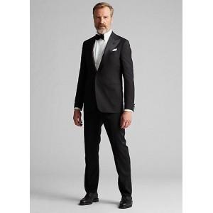 Lightweight Wool Tuxedo Jacket