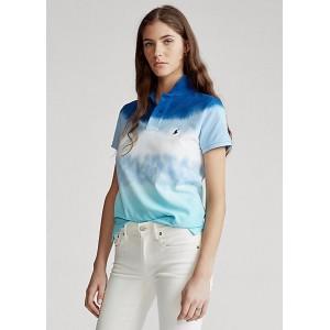 Tie-Dye Polo Shirt