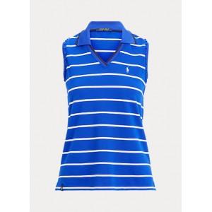 Sleeveless Golf Polo Shirt