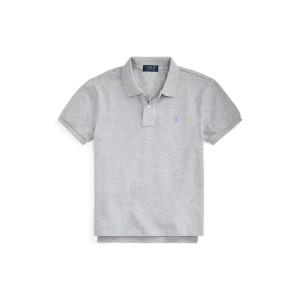 Custom Fit Cotton Mesh Polo