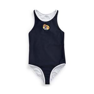 Swim Bear One-Piece Swimsuit