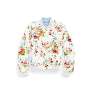Reversible Oxford Jacket