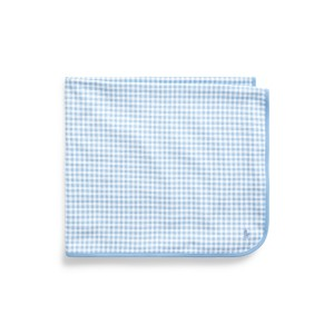 Gingham Cotton Blanket