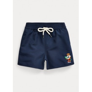 Captiva Polo Bear Swim Trunk
