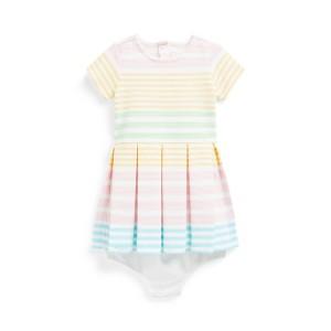 Striped Knit Dress  Bloomer