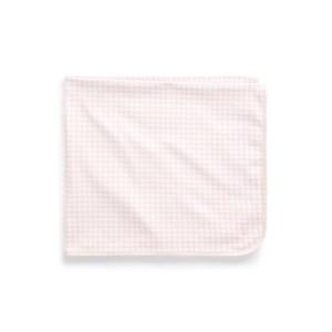 Gingham Interlock Blanket