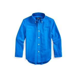 Garment-Dyed Cotton Shirt