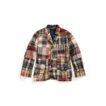 Patchwork Madras Sport Coat