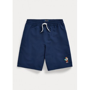 Captiva Surfer Bear Swim Trunk